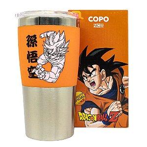 Copo Térmico Goku