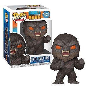 Funko Pop! Movies: Godzilla Vs Kong - Battle-Ready Kong #1020