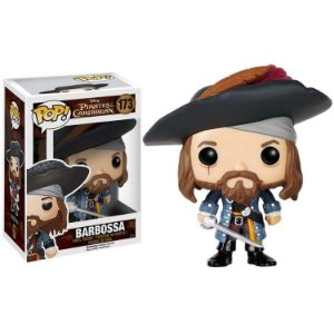 Funko Pop!: Pirates Of The Carabbean - Barbossa #173
