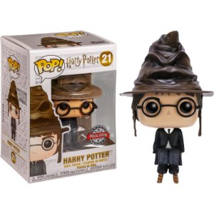 Funko Pop!: Harry Potter #21 (Special Edition)