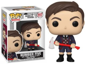 Funko Pop! Television: The Umbrella Academy - Number Five #1117