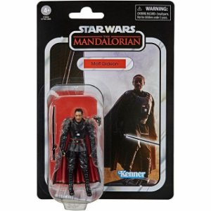 Action Figure: Moff Gideon - The Vintage Collection