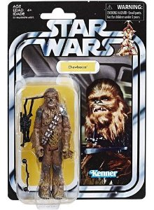 Action Figure: Chewbacca - The Vintage Collection