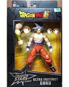 Action Figure: Goku Ultra Instinct - Dragon Stars