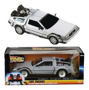 Action Figure: Time Machine - Back To The Future