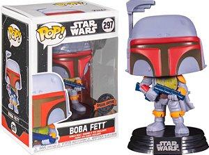 Funko Pop: Star Wars - Boba Fett #297 (Special Edition)