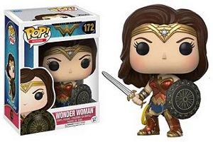 Funko Pop: Wonder Woman #172
