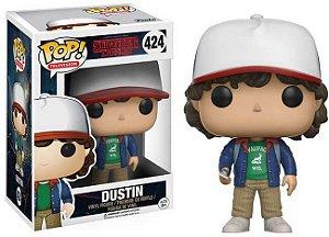 Funko Pop Stranger Things Dustin #424