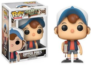 Funko Pop: Gravity Falls - Dipper Pines #240