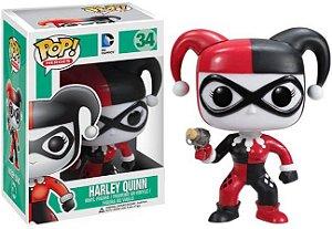 Funko Pop Heroes: DC Comics - Harley Quinn #34