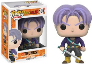 Funko Pop DragonBall Z Trunks #107