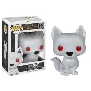 Funko Pop: Game Of Thrones - Ghost  #19