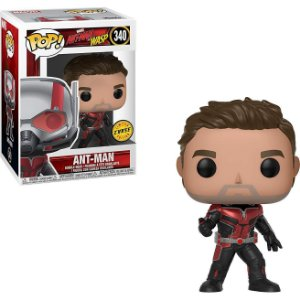 Funko Pop: Ant-Man and the Wasp - Ant-Man #340 (Chase)