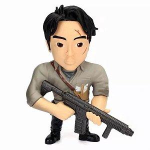 Boneco Glenn Rhee M182 - The Walking Dead AMC - Metals Die Cast