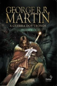 A Guerra Dos Tronos HQ - Vol. 1 Game Of Thrones