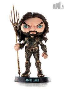 Aquaman - Minico - Iron Studios - Justice League