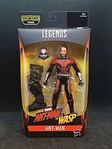 Ant Man  Marvel Legends Series | Avengers Infinity War - Best of 2019 - Baf Monte o Thanos