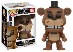 Funko Pop Five Nights at Freddy's - Freddy #106