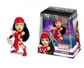 Boneco Elektra - Marvel - Metals Die Cast