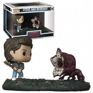 Funko Pop Television: Stranger Things - Steve and Demodog #728