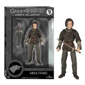 Action Figure Arya Stark Game of Thrones Legacy Collection - Funko