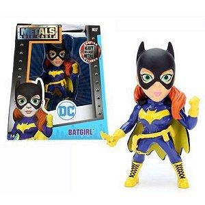 Boneco Batgirl M357 - DC - Metals Die Cast