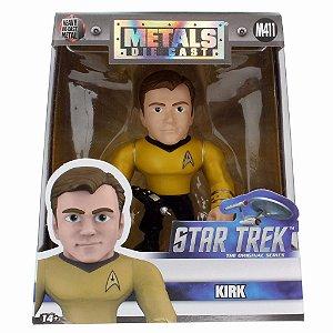 Boneco Kirk M411 - Star Trek - Metals Die Cast