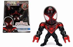 Boneco Miles Morales Spider-Man M252 - Marvel Spider-Man - Metals Die Cast