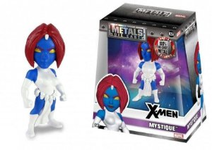 Boneco Mystique - X-Men - Metals Die Cast