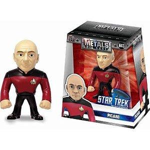 Boneco Picard M413 - Star Trek - Metals Die Cast