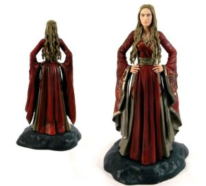 Cersei Lannister Action Figure Game Of Thrones Dark Horse