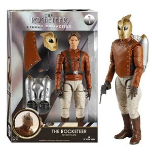 Dc Comics Action Figure The Rocketeer