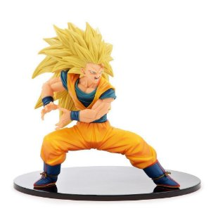Dragon Ball Super Son Gokou FES!! Vol. 4 Super Saiyan 3 Son Goku Figure Banpresto