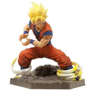 Dragon Ball Z - Goku Absolute Perfetion - Banpresto