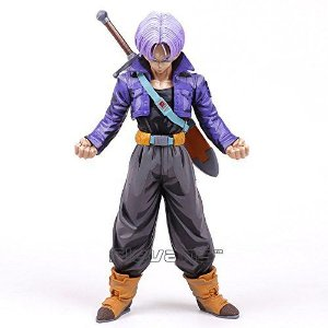Dragon Ball Z MSP Master Stars Piece The Trunks Manga Dimensions PVC Figure Collectible Model Toy 24cm BANPRESTO