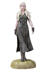 Estátua Dark Horse Deluxe Game of Thrones: Daenerys Targaryen Mother of Dragons Figure