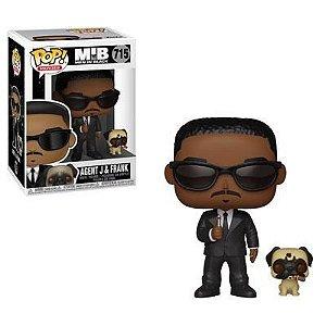 Funko POP Agent J & Frank  MIB Man in Black  #715