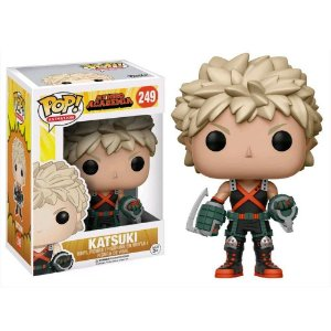 Funko Pop Anime: My Hero Academia - Katsuki #249