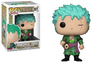 Funko Pop Anime: One Piece - Roronoa Zoro #327