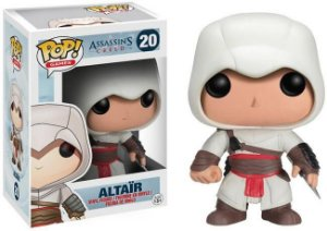 Funko Pop Assassins Creed Altair #20