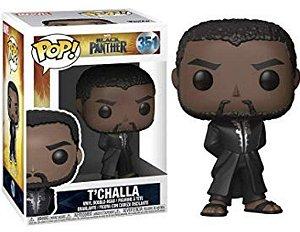 Funko Pop  Black Panther T'Challa (Black Robe) #351