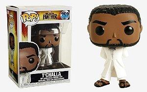 Funko Pop  Black Panther T'Challa (White Robe) #352