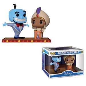 Funko Pop Disney Aladdin's First Wish (2-Pack Scene) #409