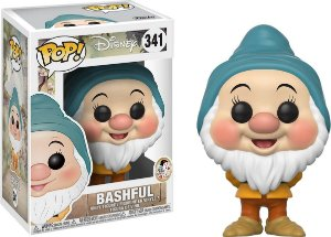 Funko Pop Disney Bashful Branca de Neve  #341