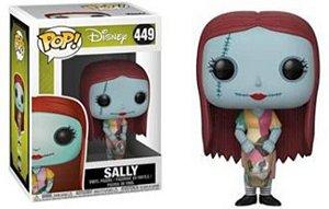 Funko Pop Disney:  Estranho Mundo de Jack - Sally #449