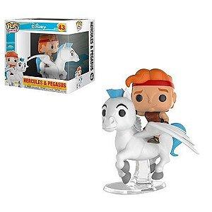 Funko Pop Disney Hercules & Pegasus Rides #43