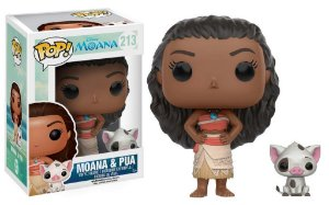 Funko Pop Disney: Moana - Moana & Pua #213
