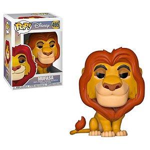 Funko Pop Disney: O rei leão -  Mufasa #495