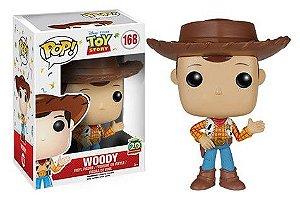 Funko Pop Disney Toy Story Woody #168