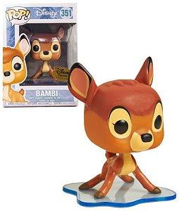 Funko Pop Disney Treasures Bambi (On Ice) Exclusive #351